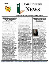 Fair Housing News Fall 2011