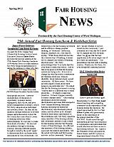 Fair Housing News Spring 2012