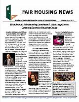 Fair Housing News Volume 2 - 2017