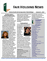 Fair Housing News Volume 3 - 2017