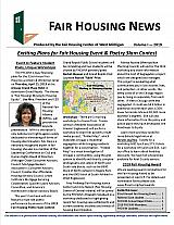 Fair Housing News Volume 1 - 2019