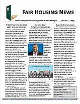 Fair Housing News Volume 1 - 2021