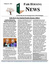 Fair Housing News Volume 2 - 2013