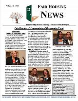Fair Housing News Volume 2 - 2014
