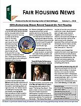 Fair Housing News Volume 2 - 2018