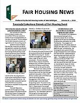 Fair Housing News Volume 3 - 2018