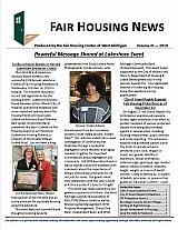 Fair Housing News Volume 3 - 2019