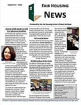 Fair Housing News Volume 3 - 2016