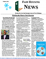 Fair Housing News Winter 2012